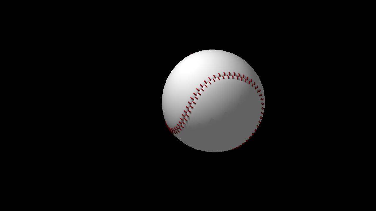 baseballの球